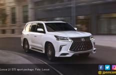 Lexus LX 570 Dapat Paket Baju Agresif, Harga Mulai Rp 1.2 Miliar - JPNN.com