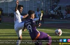 Raja Faisal Protes Kepemimpinan Wasit Laga PSGC vs PSPS - JPNN.com