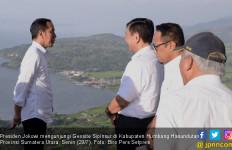 Presiden Jokowi: Izin Perusahaan Perusak Lingkungan Danau Toba Bisa Dicabut - JPNN.com