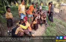 Detik – detik Bus Sekolah tak Kuat Menanjak, Mundur, Kanan Jurang - JPNN.com