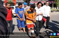 Berusaha Kabur, Tersangka Jambret Ditembak Polisi - JPNN.com