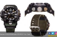 G-Shock Mudmaster Terbaru Memiliki Fitur Carbon Core Guard - JPNN.com