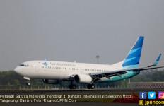 Garuda Indonesia Hadirkan Tes Cepat Antigen Gratis untuk Rute Domestik - JPNN.com