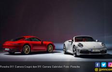 Membanding Kekuatan Porsche 911 Carrera Coupé dan Cabriolet - JPNN.com