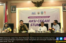 Wagub Jatim Dorong Kades Alokasikan Dana Desa untuk Turunkan Angka Stunting - JPNN.com