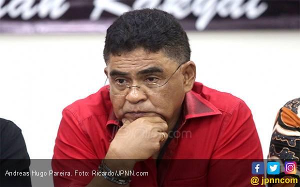 Andreas: PDIP Tak akan Bicara Capres 2024 di Kongres V - JPNN.com