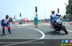 Metode Uji Baru Sukses Hasilkan Instruktur Safety Riding Honda Mumpuni - JPNN.com