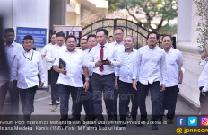 Terima Yusril dan Jajaran PBB di Istana, Jokowi Singgung Masalah Penanganan Hukum - JPNN.com