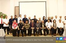 Komisi XI DPR RI Kunjungi Perwakilan Kemenkeu Jatim - JPNN.com