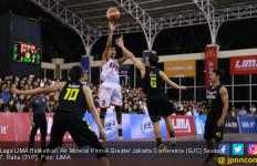 UEU dan UPH Berbagi Gelar di LIMA Basketball Greater Jakarta - JPNN.com