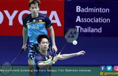 Ini Kata Minions Setelah Memastikan Tiket Perempat Final Thailand Open 2019 - JPNN.com
