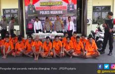 Ckck..Satu Kampung Isinya Jaringan Pengedar dan Pecandu Narkoba - JPNN.com