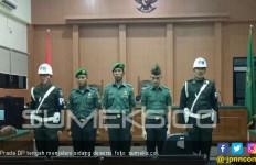 Prada DP Pemutilasi Sang Pacar Langsung Menjalani Dua Kali Sidang - JPNN.com