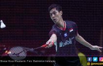Tenang Menghanyutkan, Pria Sukoharjo Tembus 16 Besar Denmark Open 2019 - JPNN.com