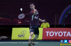 Vito Takluk di Babak Pertama Malaysia Masters 2020 - JPNN.com