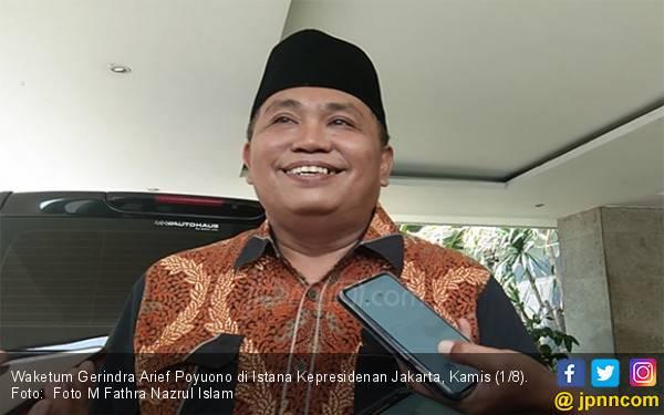 Arief Poyuono Diusulkan Jadi Menteri, tetapi Bukan Mewakili Gerindra - JPNN.com