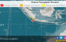 Gempa di Laut Banten, Pandeglang dan Lampung Barat Siaga Tsunami - JPNN.com