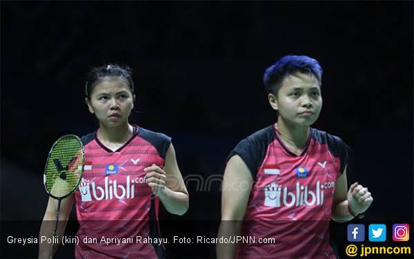 Denmark Open 2019: Jurus Baru Greysia/Apriyani Bikin Ganda Malaysia Geregetan - JPNN.com