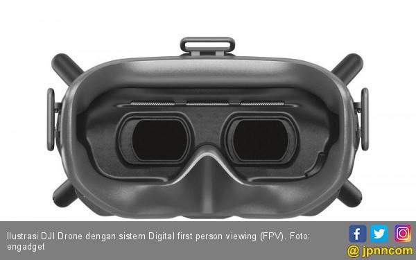 DJI Melansir Perangkat Khusus Guna Mendukung Performa Pembalap Drone - JPNN.com