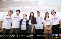 Main Film Bareng Widyawati, Morgan Oey: Suatu Kepuasan Tersendiri - JPNN.com