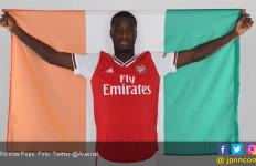 Nicolas Pepe jadi Rekor Pembelian Paling Mahal Arsenal - JPNN.com