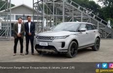 Range Rover Evoque Terbaru Mengaspal di Indonesia, Harga Hampir Rp 2 Miliar - JPNN.com