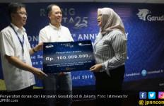 Rp 100 Juta Donasi Karyawan Garudafood untuk Rumah Singgah - JPNN.com