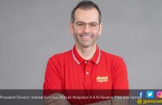 Ini Sosok Bos Baru Indosat Ooredoo - JPNN.com