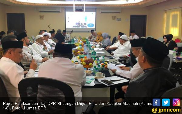 Timwas Haji DPR: Inovasi Pelayanan Haji Tidak Boleh Berhenti - JPNN.com