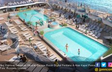 Sky Princess Tawarkan Hiburan Escape Room Digital Perdana di Atas Kapal Pesiar - JPNN.com