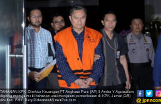 Eks Direktur Angkasa Pura II Divonis Penjara 30 Bulan - JPNN.com