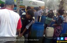 Bantuan Air Bersih Terus Mengalir - JPNN.com