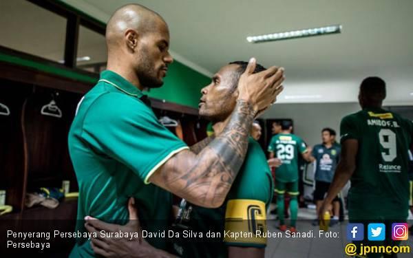 Tidak Punya Target Gol, David Da Silva Umbar Janji Demi Persebaya - JPNN.com