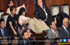 Jepang Sambut Wakil Rakyat dari Kaum Difabel - JPNN.com