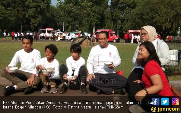 Anies Baswedan dan Khofifah Indar Parawansa Ikut ke Istana Bogor - JPNN.com