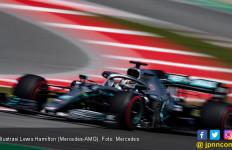 Pembalap Mercedes Kuasai Sesi Tes Pramusim F1 2020 - JPNN.com