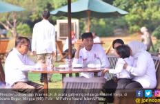 Gathering Kabinet Kerja Galang Donasi untuk Bencana Gempa Pandeglang - JPNN.com