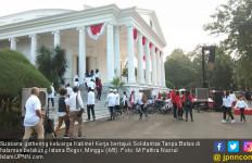 Jokowi Kumpulkan Menteri dan Keluarga di Istana Bogor, Acara Perpisahan? - JPNN.com