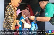 NU Care-LAZISNU dan Telkom Salurkan Bantuan untuk Warga Penyintas Bencana Sulteng - JPNN.com