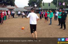 Ratusan Anak Binaan dari LPKA Pecahkan Rekor MURI - JPNN.com