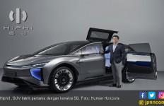 SUV Listrik Pertama dengan Koneksi 5G - JPNN.com