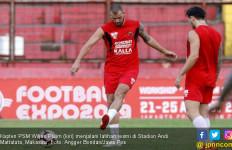 Piala Indonesia 2019: Wiljan Pluim Berpeluang Main di Laga PSM vs Persija - JPNN.com