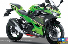 Kawasaki Ninja 250 MY 2020 Bermain Warna dan Grafis Baru - JPNN.com