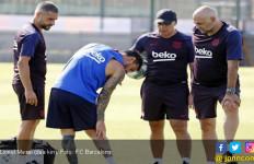 Baru Latihan, Lionel Messi Cedera - JPNN.com
