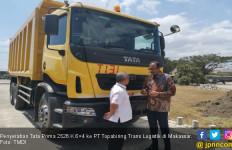 Tata Prima 2528.K 6×4 Siap Jadi Andalan Bisnis PT Topabiring Trans Logistik - JPNN.com