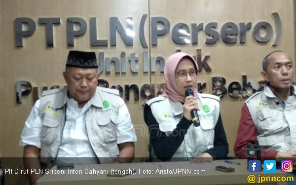 Sripeni Inten Cahyani Pastikan PLN Berikan Kompensasi kepada Pelanggan - JPNN.com
