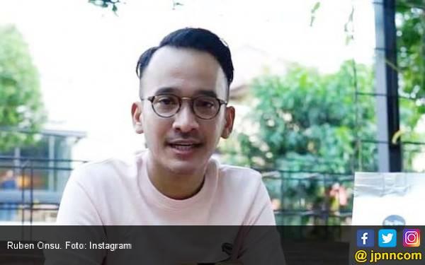 Ruben Onsu Pengin Bikin Film untuk Betrand Peto - JPNN.com