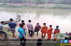 Zahra Hilang Tenggelam di Sungai Ciujung - JPNN.com