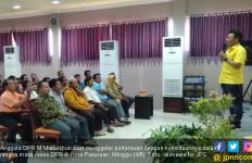 Permintaan Misbakhun ke Relawan Tekun demi Akhiri Narasi Cebong Vs Kampret - JPNN.com