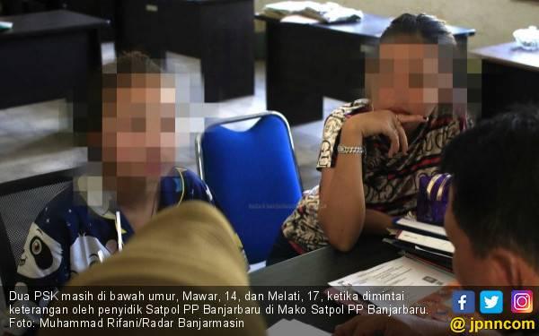 Pengakuan 2 PSK ABG, di Daerah Ini Banyak Peminat, Bisa Pasang Tarif Tinggi - JPNN.com